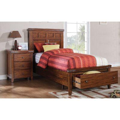 Twin Panel Bedroom Collection -   delanico/bedroom-sets