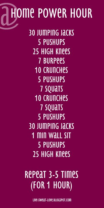 Pin On Weekend Workout