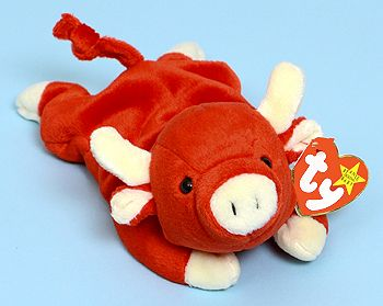 Snort - bull - Ty Beanie Babies i used to have the mini one  7dbb441f4cb