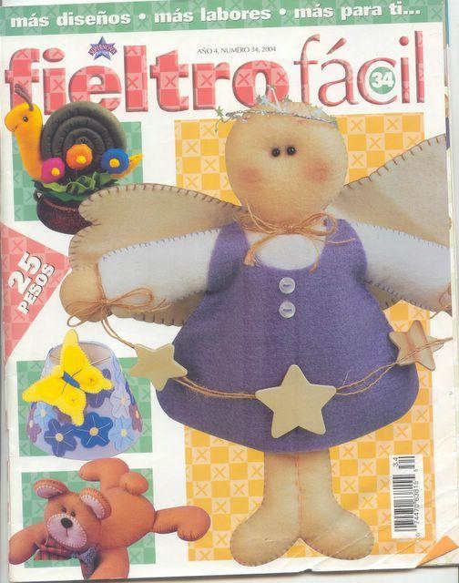 Fieltro Facil 2004 n34 - REVISTAS DIVERSAS - Picasa Web Albümleri