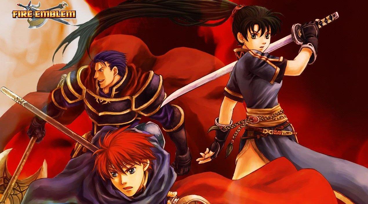 Blast From The Past Fire Emblem Blazing Sword Fire Emblem