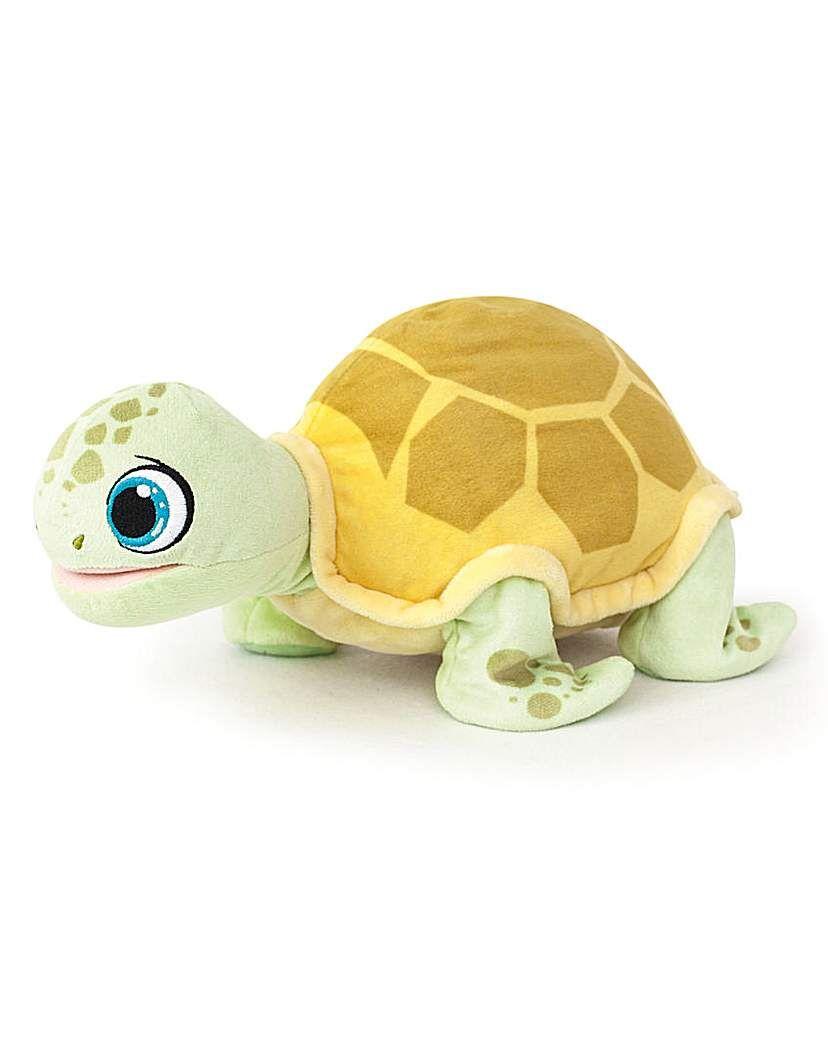Club petz martina the little turtle plush turtle baby