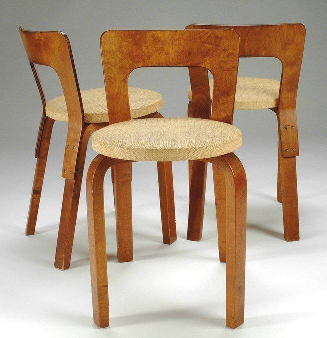 Alvar Aalto Chairs 1930s Bar Chairs Design Vintage