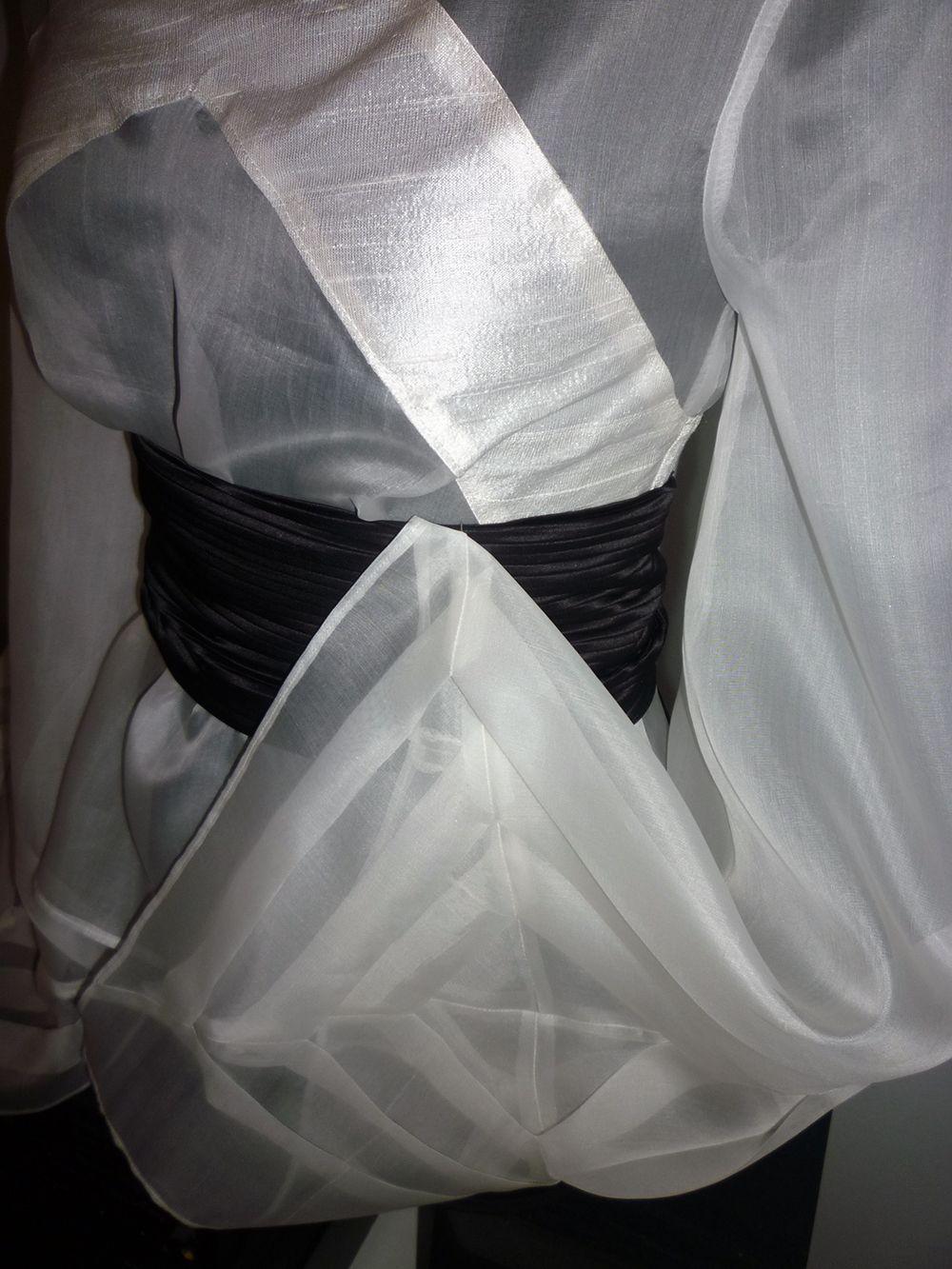 Blog dd silk organza white blouse with tr origami sleeves tr blog dd silk organza white blouse with tr origami sleeves jeuxipadfo Gallery
