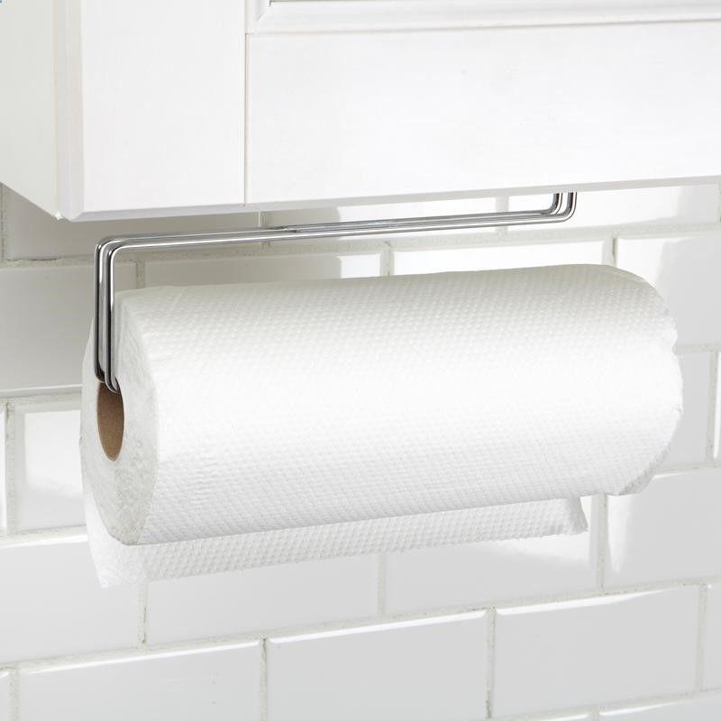 Ksp Under-Cabinet Paper Towel Holder 11.25 / 28.5 Cm Chromewire | Kitchen Stuff Plus