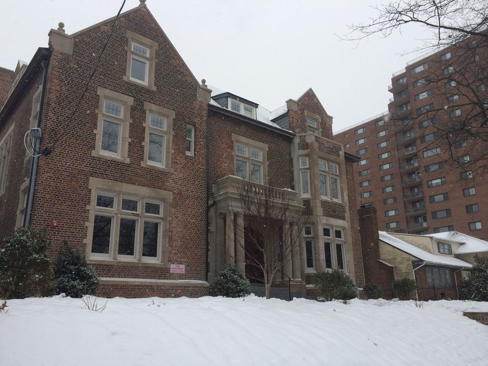 Newark mansion undergoes 'miracle' restoration as affordable