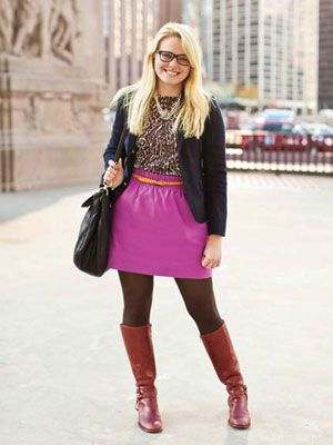 The best short skirts for your body shape.