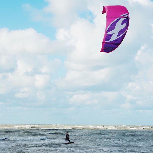 Kitesurf en Baie de Somme, France