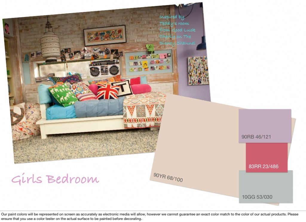 girls bedroom inspired by teddy 39 s room from good luck