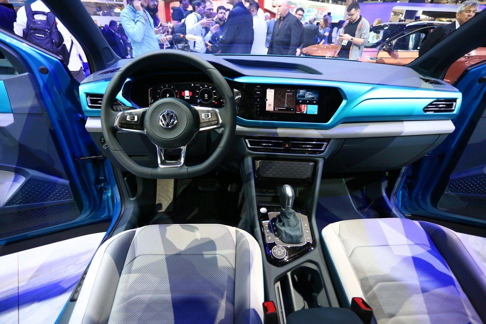 Volkswagen Apresenta Conceito De Picape Rival Da Toro E Polo