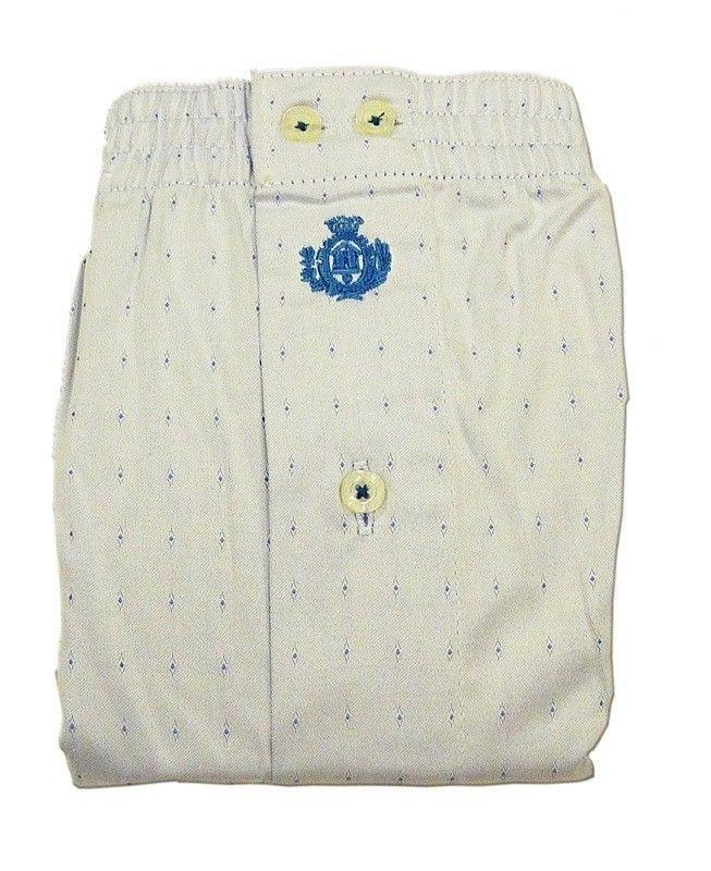 Boxer Guash de tela 11.35€ - Boxer de tela en algodón en color azul claro. Tu ropa interior masculina en Varela Intimo. #Hombre #modahombre #ropainterior #calzoncillos http://www.varelaintimo.com/marca/9/guash