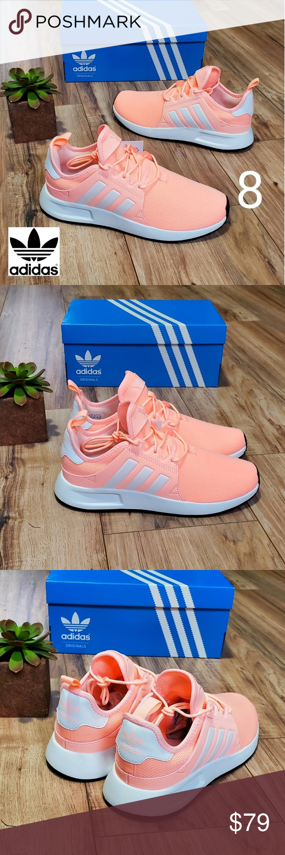 Adidas X PLR Womens 8 BRAND NEW NEVER USED!!!????????️ WITH BOX