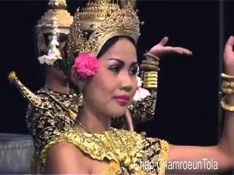 Apsara Khmer last part - YouTube