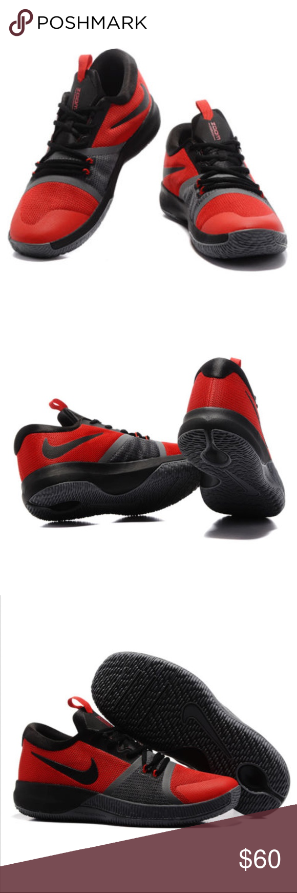 Nike ZOOM ASSERSION Men's Basketball Shoes