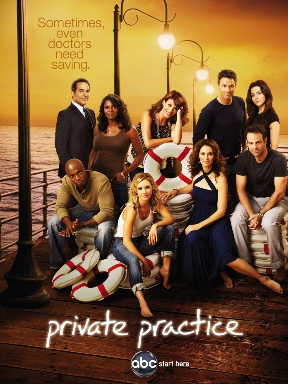 ABC Eyes 13-Episode Final Season Of \'Private Practice\' | Anatomía de ...