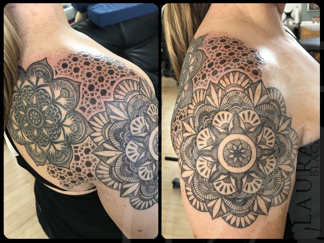 Laura Black Firefly Tattoo: Mandalas And Geometric Tattoos By Laura Black