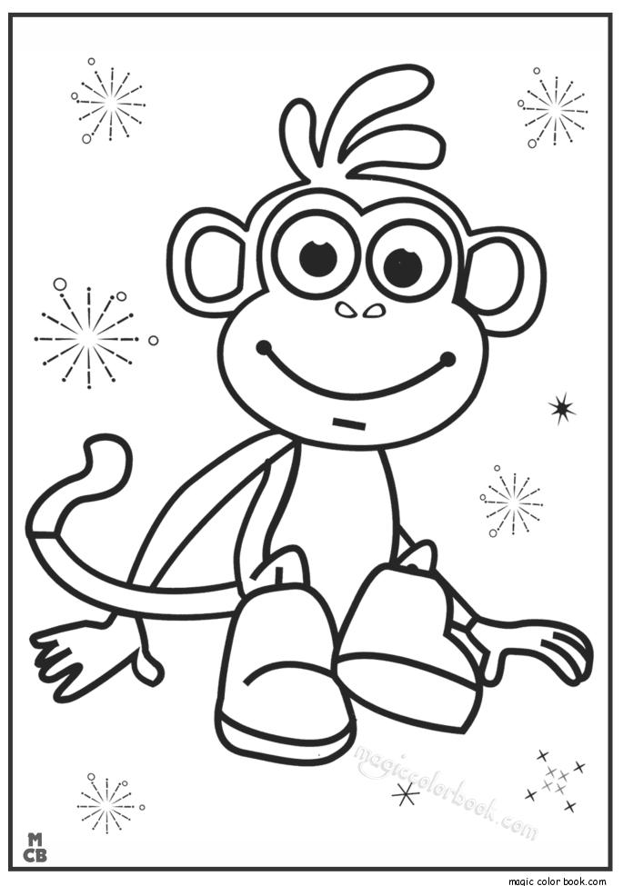 Dora explorer coloring pages | mewarnai | Pinterest | Embroidery