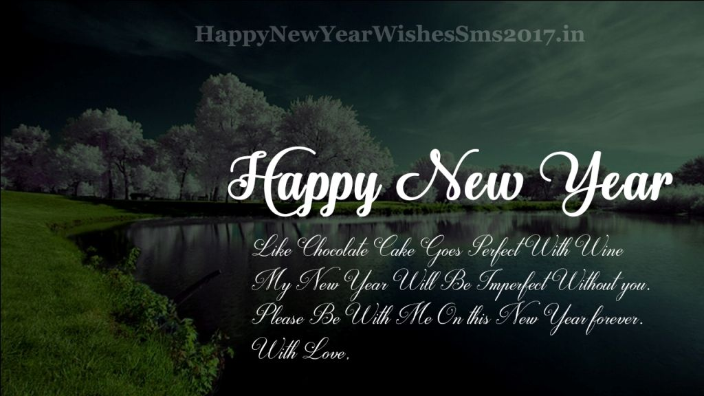 happy new year wallpapers sms