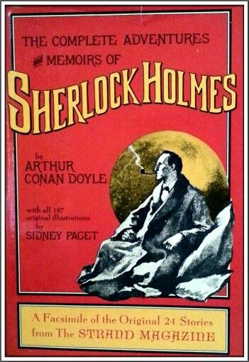 The Complete Adventures And Memoirs Of Sherlock Holmes Arthur