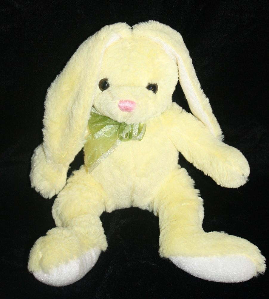 White apron hobby lobby - Hobby Lobby Stores Yellow And White Bunny Rabbit Plush Stuffed Easter Animal 13 Soft Toy