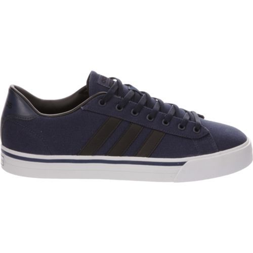 Adidas Men's Cloudfoam Super Daily Skate Shoes (Collegiate Navy/Core  Black/Footwear White, Size 14) - Men's Athletic Lifestyle Shoes at Academy  Sports