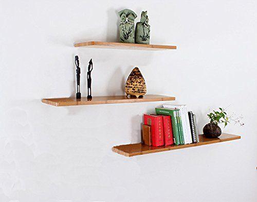 z ztdm 24 wood closet shelf level line wall hanging commodity shelf rh in pinterest com