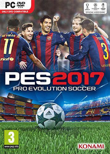 a051ec9c08 PRO EVOLUTION SOCCER (PES) 2017 REPACK (2.8 GB) TAGS pro evolution soccer  2017