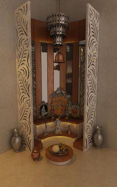 Image Result For Home Mandir Design Decoration