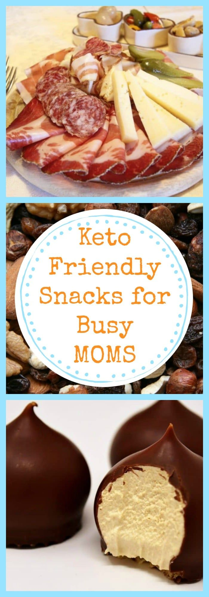 Keto Friendly Snacks for Busy Moms