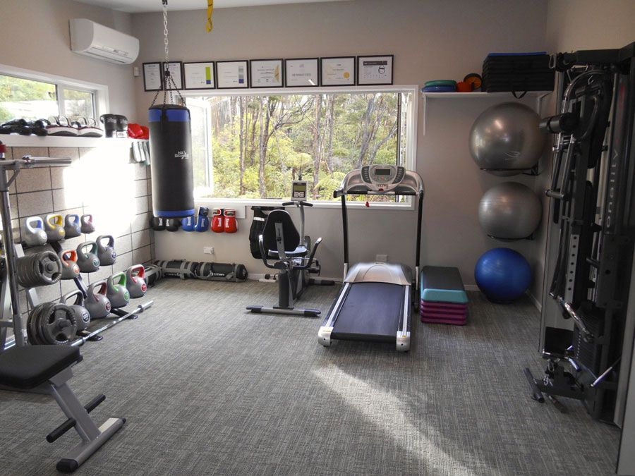 Smart design ideas to create your dream home gym smart for Best home gym design ideas