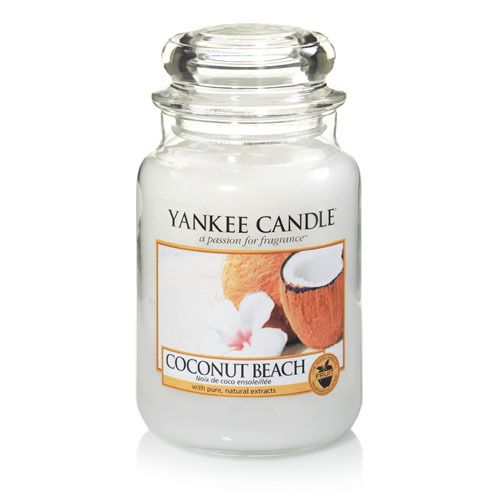 Candele Yankee Candle.Coconut Beach I Have This And I Love It Room Design