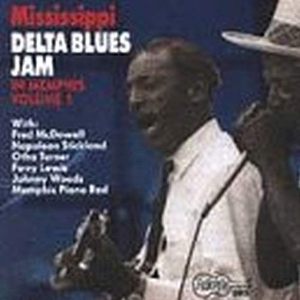 Mississipi Delta Blues Jam In Memphis Vol 1 [Import USA]