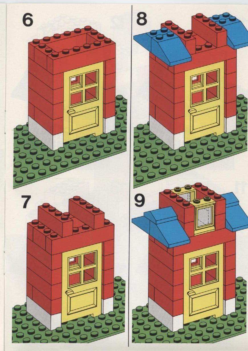 Basic Basic Building Set 5 Lego 533 Dla Dzieci Lego Basic