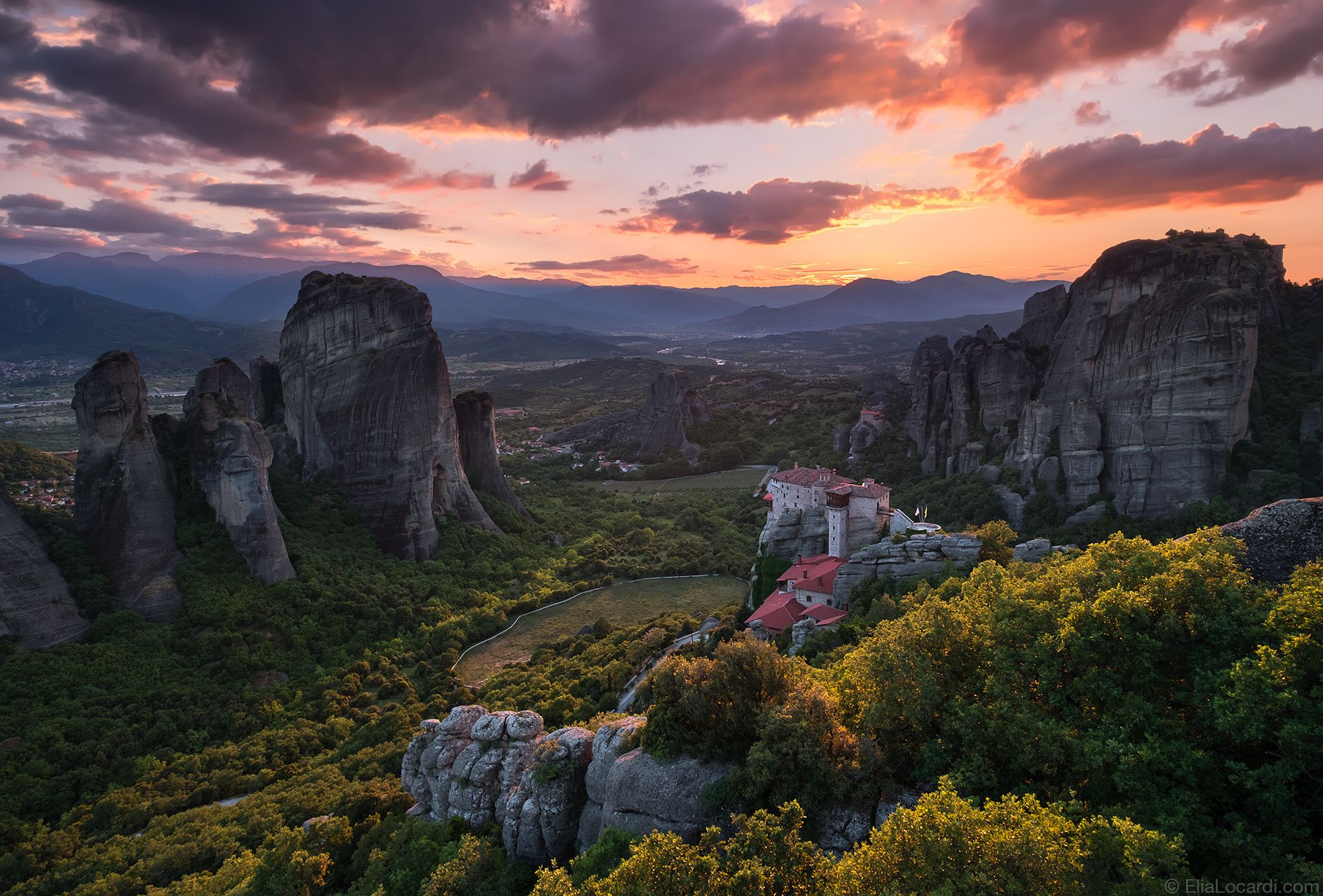 Meteora Mobili ~ Dreams of meteora heres another photo from my recent visit to