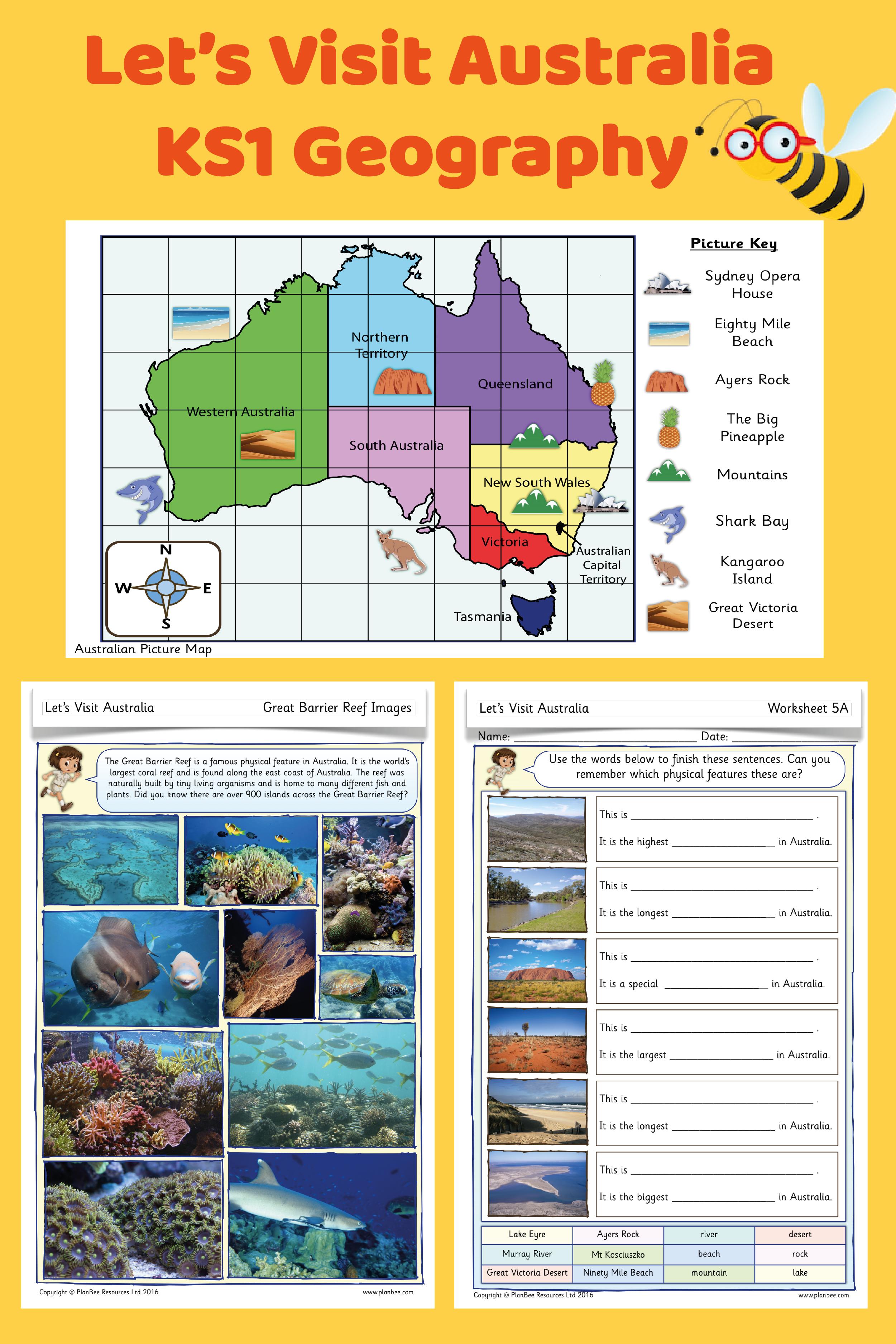 Let S Visit Australia