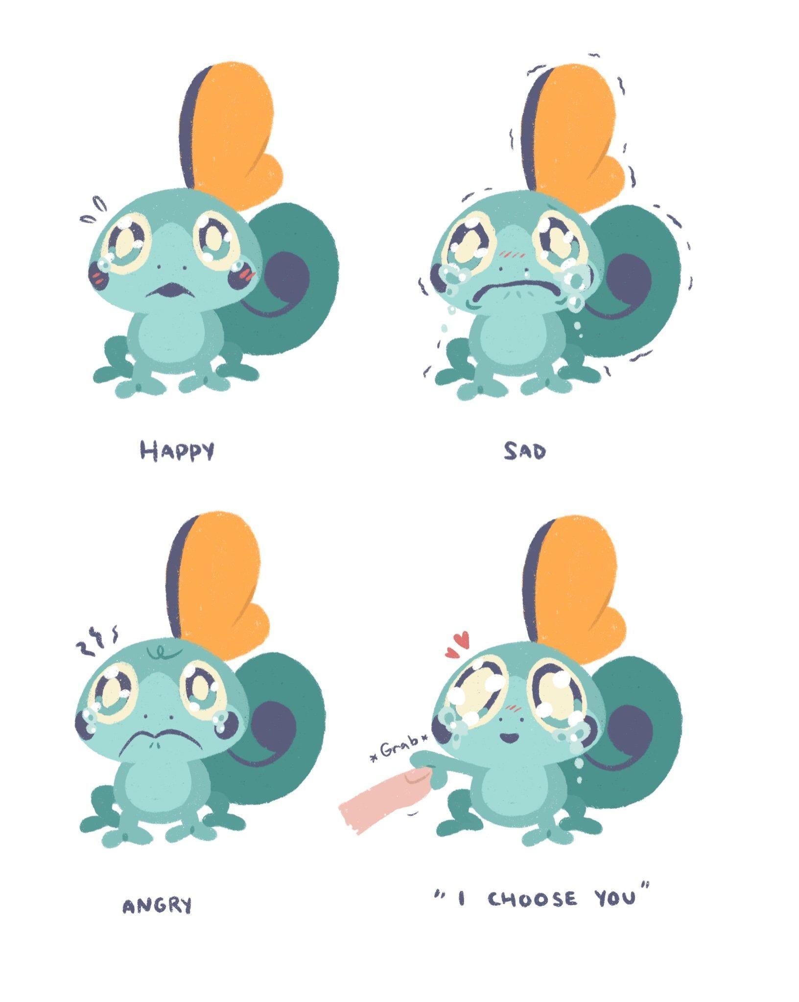 Wooloo Pokemon Sword And Shield Fan Art The Cutest Little Sheep Pokemon Ever Cute Doodles Pokemon Cute Pokemon