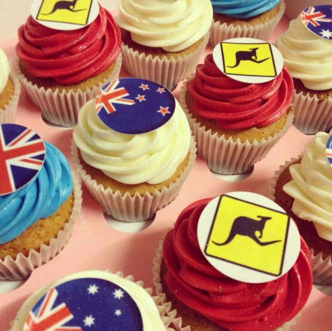 Food For An Australian Themed Party