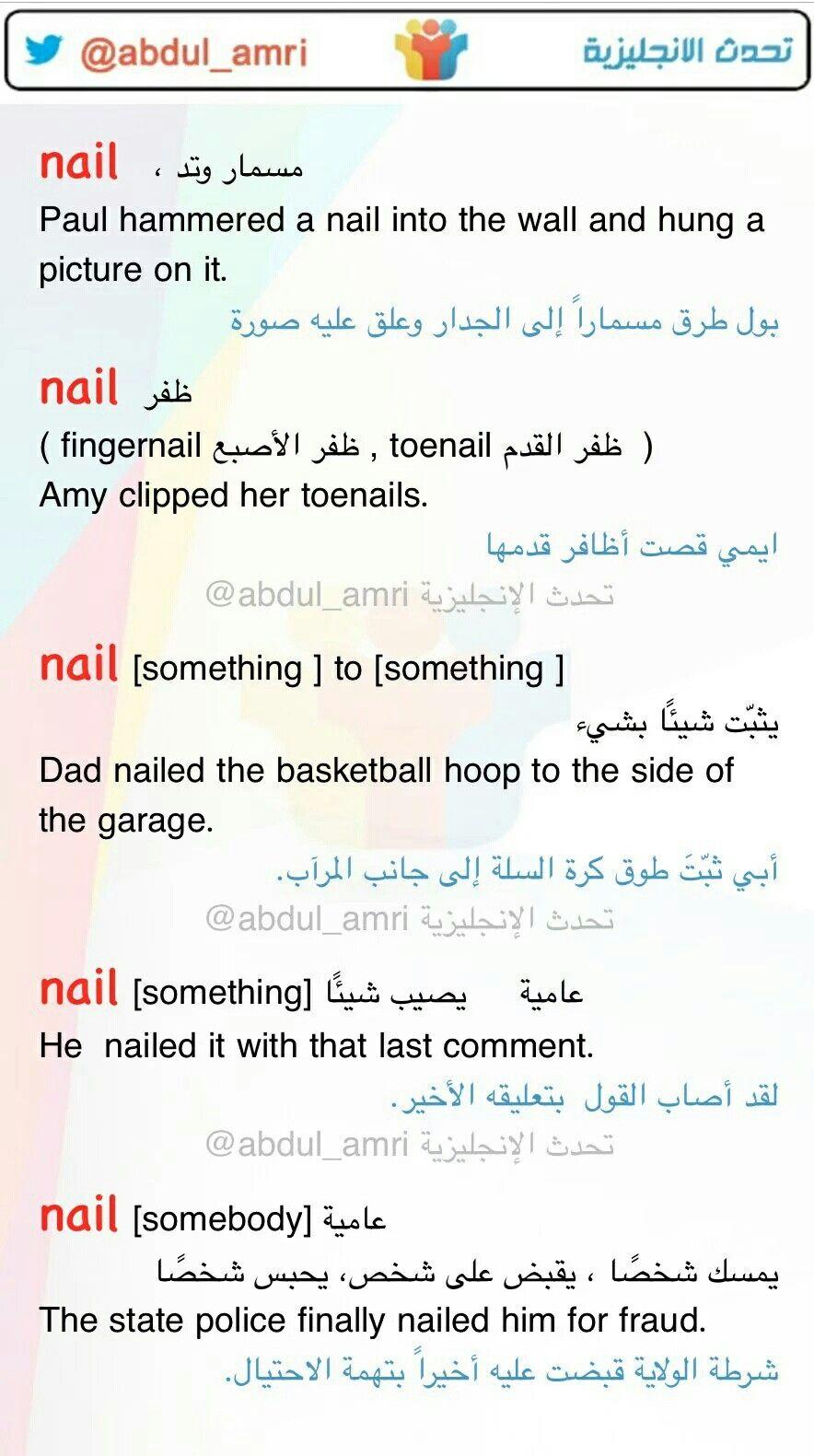 Pin By Majedabbas On Learn English English Words English Language Learning Learn English Vocabulary