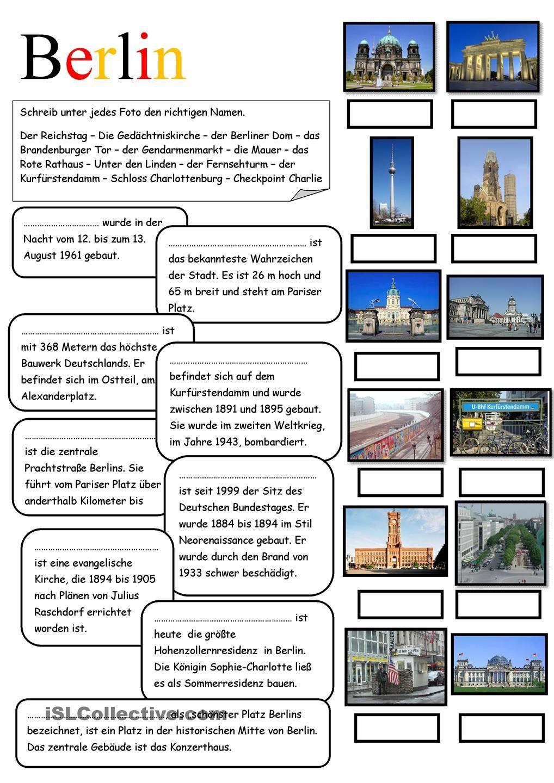 Learn German in Berlin, Germany   Go Overseas