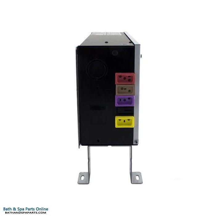 Hydro-Quip Platinum Series 6603 Spa Control System [PS6603HL24] [4.5kW] [P2] [2-SPD] [B,O,L,C) [Eco 3] [HC] (58-355-3734)