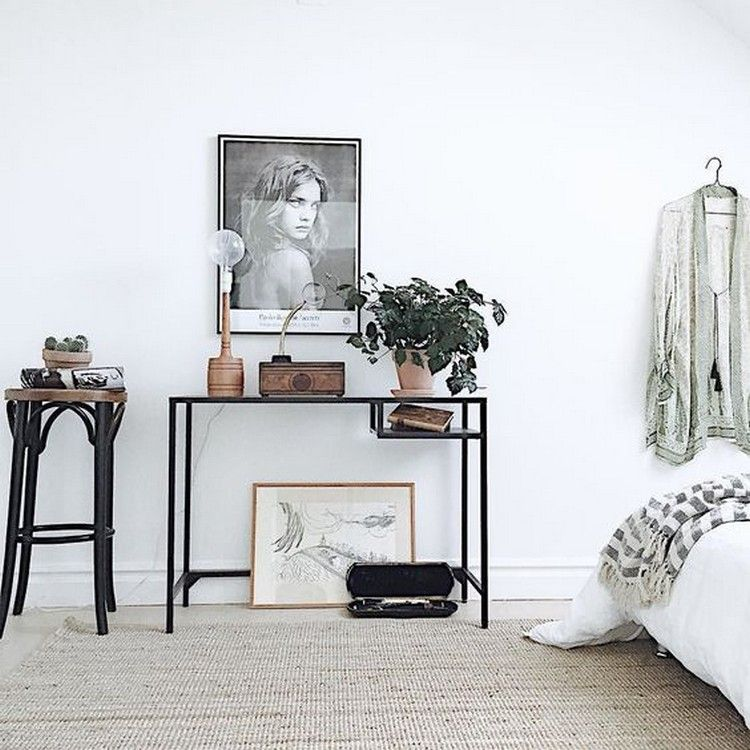 Bedroom Sofa Table: Modern Console Tables For A Contemporary Interior Design