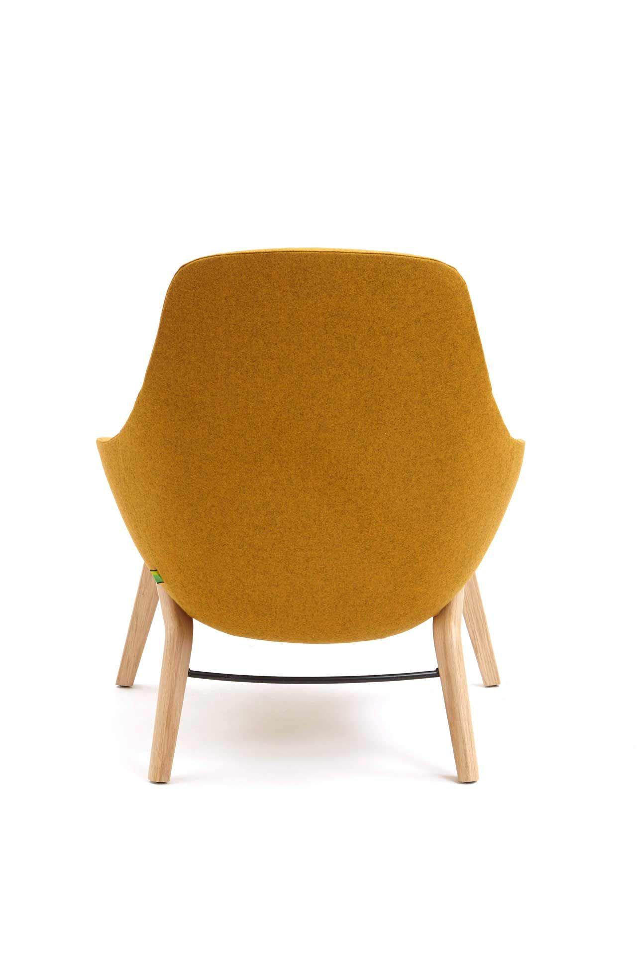 Chair Design Portfolio Indoor Lounge Covers Naughtone Always