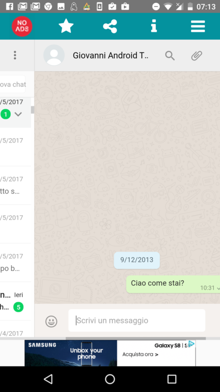 spiare whatsapp su iphone 6