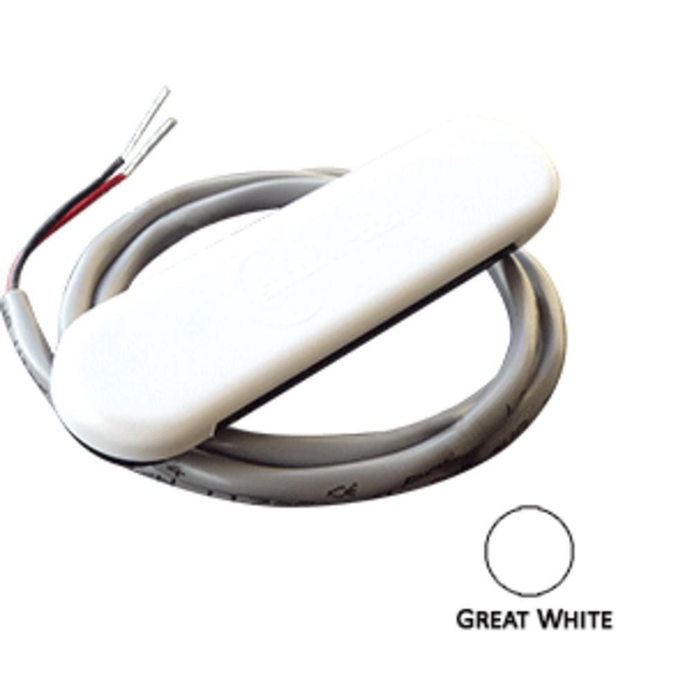 Shadow-Caster Courtesy Light w-2 Lead Wire - White ABS Cover - Great ...