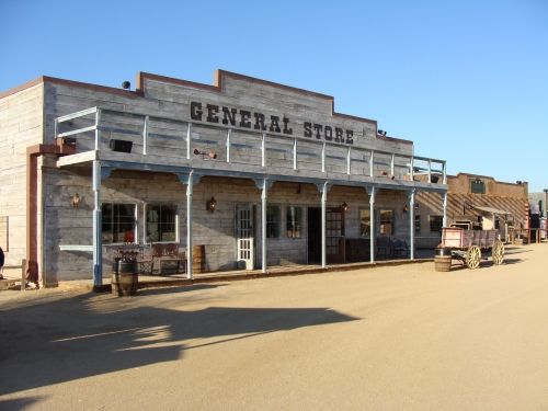Image result for general store old west
