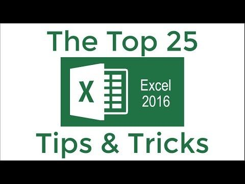 Different Drop Down Lists in Same Excel Cell Productivity and