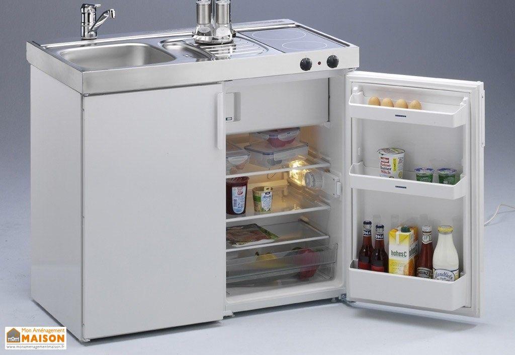 Mini Cuisine Avec Frigo Et Vitroceramique Mk100 6 Coloris