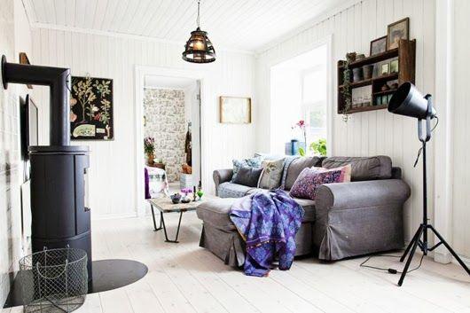 A Oslo : le style bohemian chic version scandinave ... Rédaction Vinciane Fiorentini-Michel