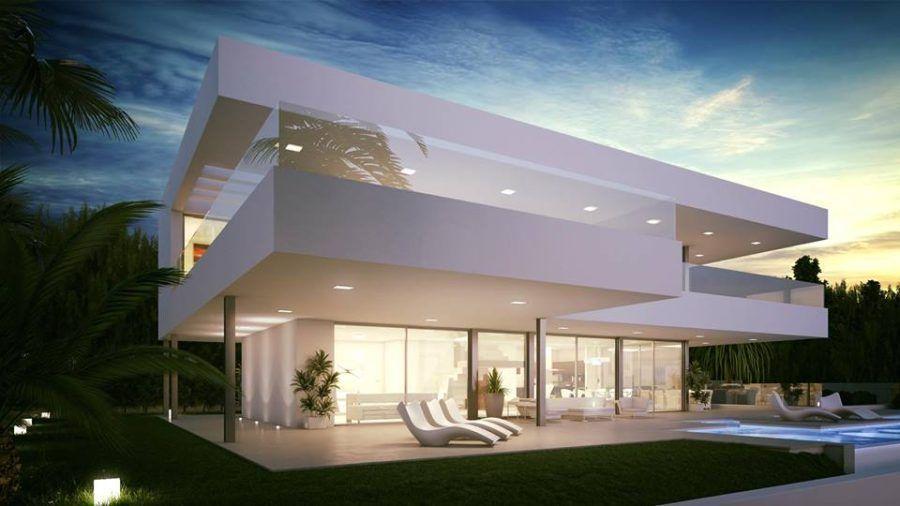 Stunning Modern Glass Houses That Beling In The Storybooks Glass House Design Modern Villa Design Glass House