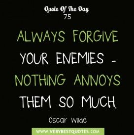 Quotes About Enemies Funny 2 272x273 Funny Inspirational